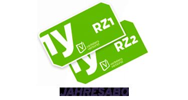 Abonnement annuel RegioZone