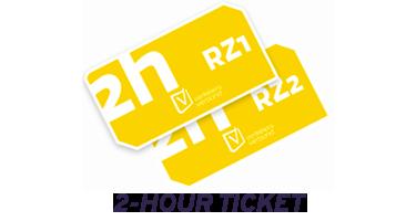 Billet 2 heures RegioZone